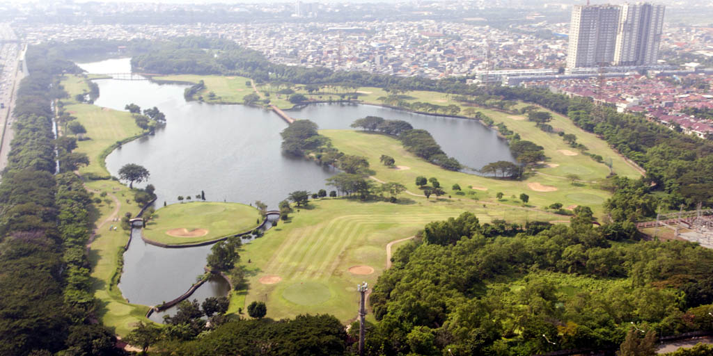 Bandar Kemayoran Golf Course Gogolf